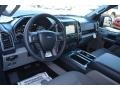 Ford F150 XLT SuperCrew 4x4 Ingot Silver photo #9
