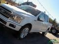 Ford F150 Limited SuperCrew 4x4 White Platinum photo #32