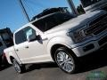 Ford F150 Limited SuperCrew 4x4 White Platinum photo #33