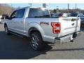 Ford F150 XLT SuperCrew 4x4 Ingot Silver photo #23