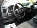 Dodge Ram 1500 ST Crew Cab 4x4 Black photo #6