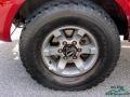 Nissan Frontier XE V6 Crew Cab 4x4 Red Brawn Metallic photo #9
