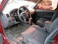 Nissan Frontier XE V6 Crew Cab 4x4 Red Brawn Metallic photo #10