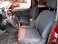 Nissan Frontier XE V6 Crew Cab 4x4 Red Brawn Metallic photo #11