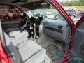Nissan Frontier XE V6 Crew Cab 4x4 Red Brawn Metallic photo #12