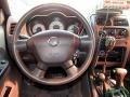 Nissan Frontier XE V6 Crew Cab 4x4 Red Brawn Metallic photo #15