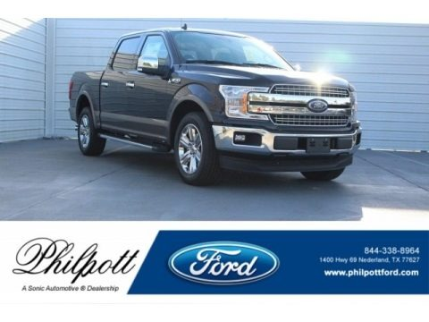 Magma Red 2018 Ford F150 Lariat SuperCrew