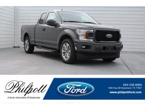 Lead Foot 2018 Ford F150 XL SuperCab