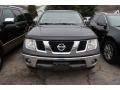 Nissan Frontier SE Crew Cab 4x4 Super Black photo #2