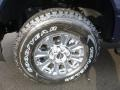 Ford F250 Super Duty XLT Crew Cab 4x4 Blue Jeans photo #7