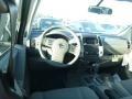 Nissan Frontier S Crew Cab 4x4 Glacier White photo #13