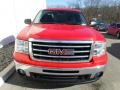 GMC Sierra 1500 SLE Extended Cab 4x4 Fire Red photo #7