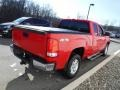 GMC Sierra 1500 SLE Extended Cab 4x4 Fire Red photo #9