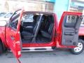 GMC Sierra 1500 SLE Extended Cab 4x4 Fire Red photo #14