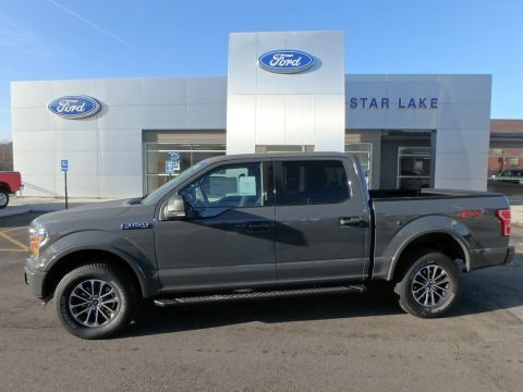 Lead Foot 2018 Ford F150 XLT SuperCrew 4x4