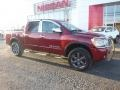 Nissan Titan SV Crew Cab 4x4 Cayenne Red photo #1