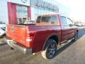 Nissan Titan SV Crew Cab 4x4 Cayenne Red photo #4