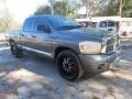 Dodge Ram 1500 Laramie Quad Cab Black photo #2