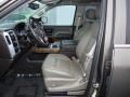 GMC Sierra 1500 SLT Double Cab 4x4 Bronze Alloy Metallic photo #7