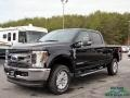 Ford F250 Super Duty XLT Crew Cab 4x4 Shadow Black photo #1