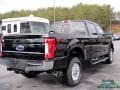 Ford F250 Super Duty XLT Crew Cab 4x4 Shadow Black photo #5
