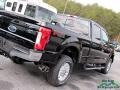 Ford F250 Super Duty XLT Crew Cab 4x4 Shadow Black photo #35