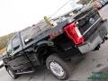 Ford F250 Super Duty XLT Crew Cab 4x4 Shadow Black photo #36