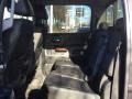 GMC Sierra 1500 SLT Crew Cab 4WD Light Steel Gray Metallic photo #8