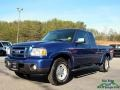 Ford Ranger XLT SuperCab Vista Blue Metallic photo #1
