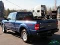 Ford Ranger XLT SuperCab Vista Blue Metallic photo #3