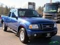 Ford Ranger XLT SuperCab Vista Blue Metallic photo #7