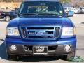 Ford Ranger XLT SuperCab Vista Blue Metallic photo #8