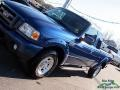 Ford Ranger XLT SuperCab Vista Blue Metallic photo #23