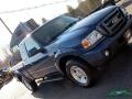 Ford Ranger XLT SuperCab Vista Blue Metallic photo #24