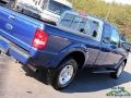 Ford Ranger XLT SuperCab Vista Blue Metallic photo #25