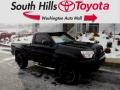 Toyota Tacoma Regular Cab 4x4 Black photo #1