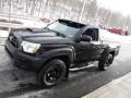 Toyota Tacoma Regular Cab 4x4 Black photo #8