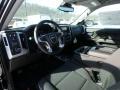 GMC Sierra 1500 SLE Regular Cab 4WD Onyx Black photo #13