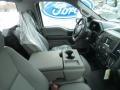 Ford F250 Super Duty XL Regular Cab 4x4 Oxford White photo #5