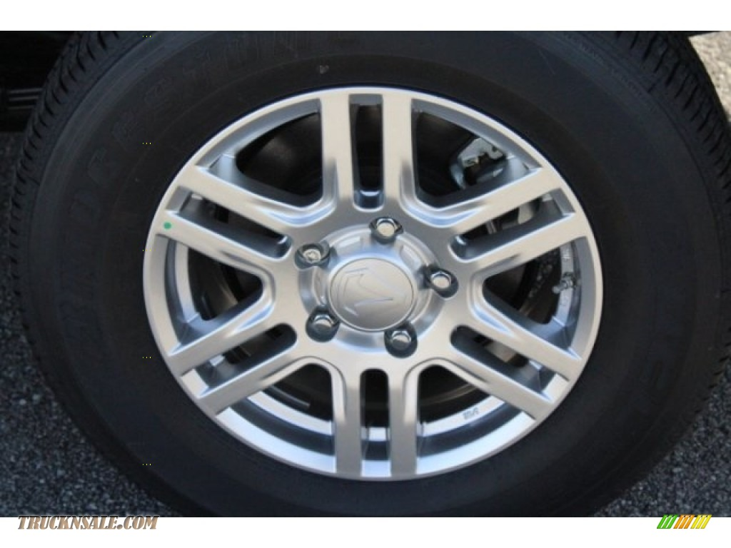 2018 Tundra SR5 Double Cab 4x4 - Magnetic Gray Metallic / Graphite photo #5