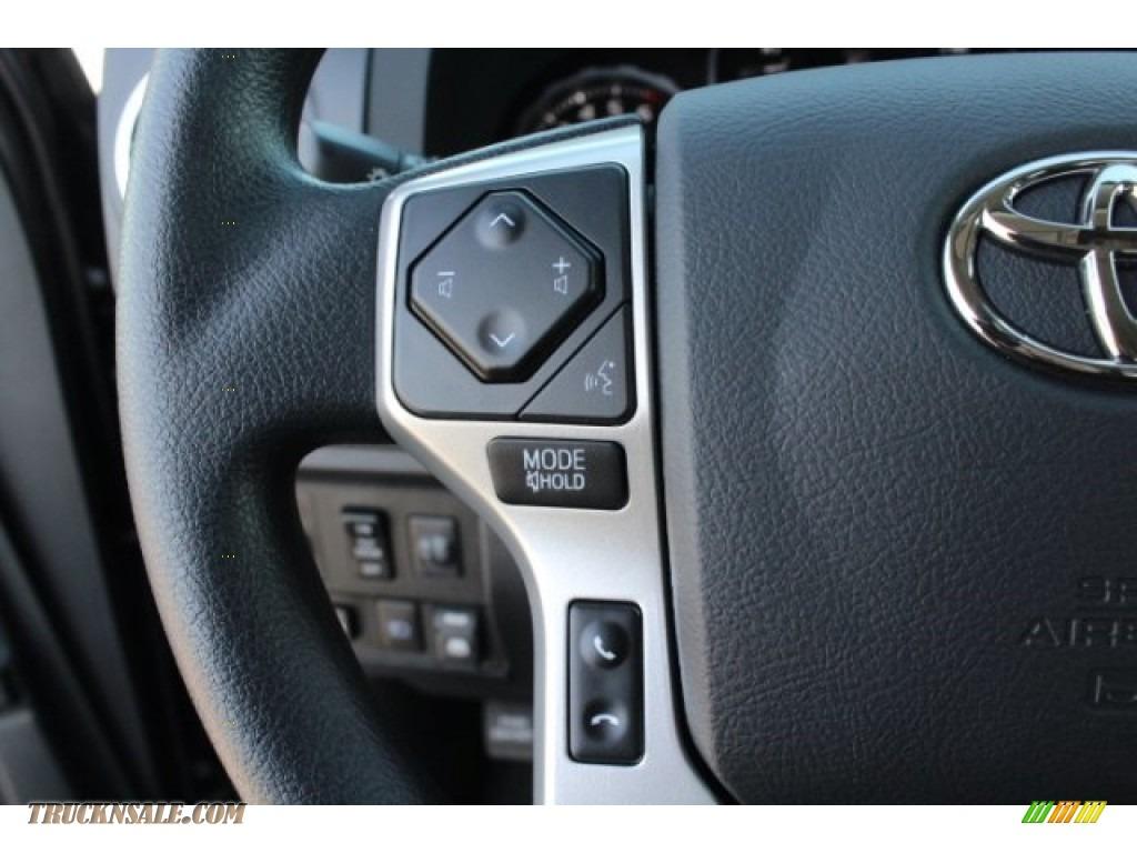 2018 Tundra SR5 Double Cab 4x4 - Magnetic Gray Metallic / Graphite photo #17