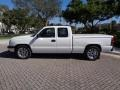 Chevrolet Silverado 1500 Classic LS Extended Cab Summit White photo #11