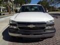 Chevrolet Silverado 1500 Classic LS Extended Cab Summit White photo #15