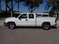 Chevrolet Silverado 1500 Classic LS Extended Cab Summit White photo #41