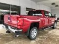Chevrolet Silverado 2500HD LTZ Crew Cab 4x4 Cajun Red Tintcoat photo #6