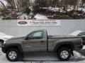 Toyota Tacoma Regular Cab 4x4 Silver Streak Mica photo #4
