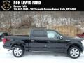 Ford F150 Platinum SuperCrew 4x4 Shadow Black photo #1