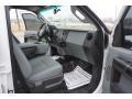 Ford F250 Super Duty XL Crew Cab 4x4 Oxford White photo #4