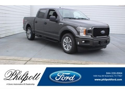 Magnetic 2018 Ford F150 XL SuperCrew