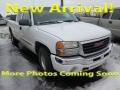GMC Sierra 1500 SLE Extended Cab 4x4 Summit White photo #1
